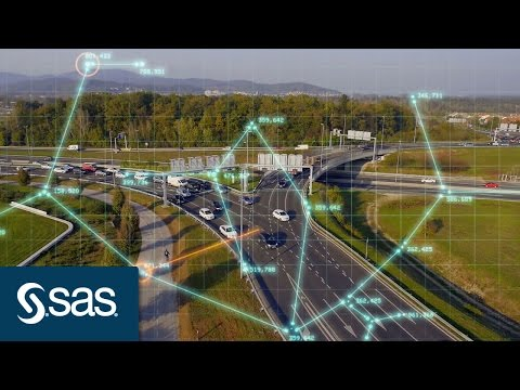 Analytics Powers the Internet of Things (IoT) for Smart Cities