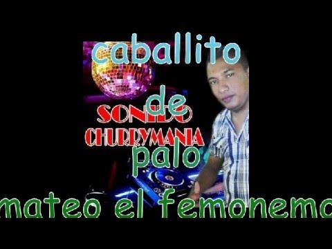 MATEO EL FENOMENO CABALLITO DE PALO  el abril 16 -2016 dj churry