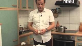 Пражский чесночный суп