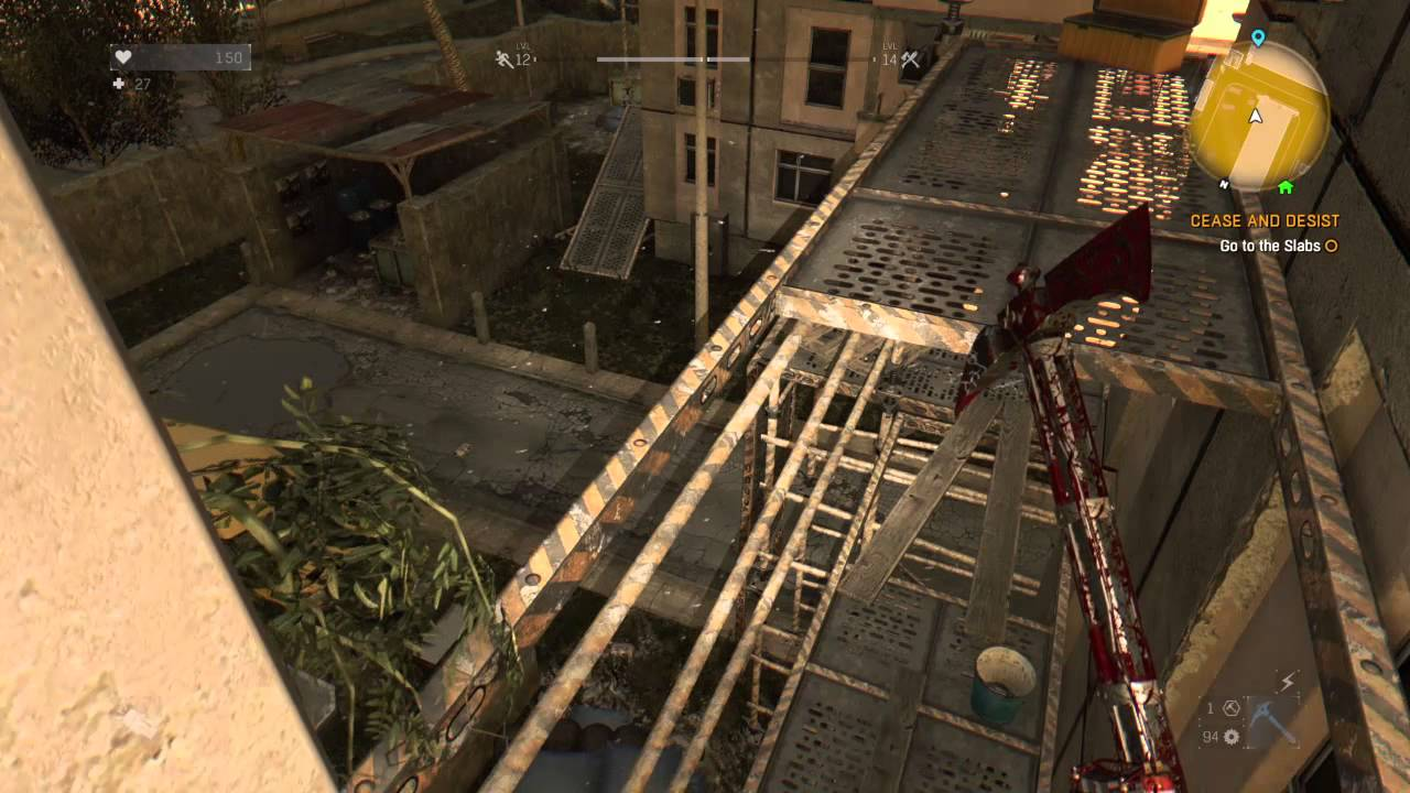 how to go fists dying light
