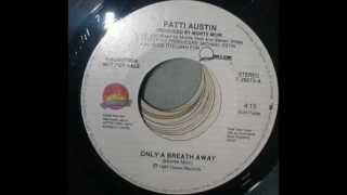 Patti Austin ‎– Only A Breath Away (Remix) [1985]