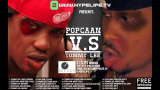 Popcaan V.S Tommy Lee Mixtape - Intro // DJ Clips // FREE DOWNLOAD!