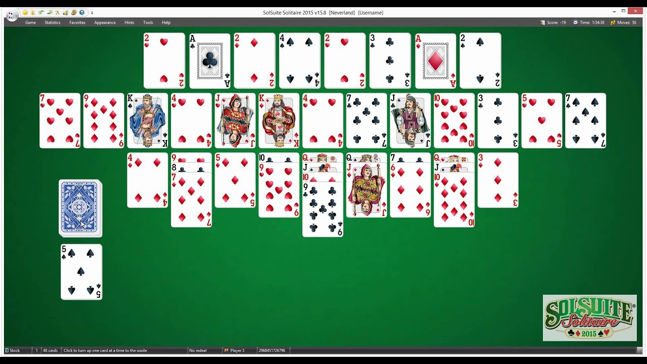New Solsuite Solitaire V15 8 Includes 2 New Original Solitaire Games