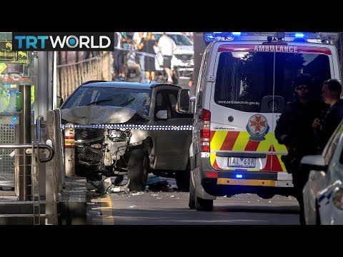 Breaking News: Car rams into crowd in Melbourne