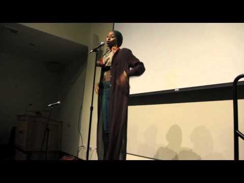 MSA Poetry Slam - Ahlaam Abduljalil - Round 2