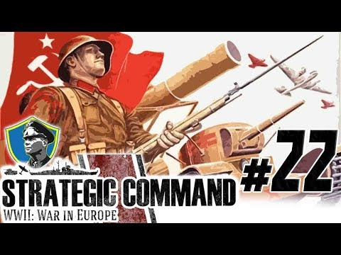 Strategic Command: WWII | #22 | Cerrada la bolsa en Orel
