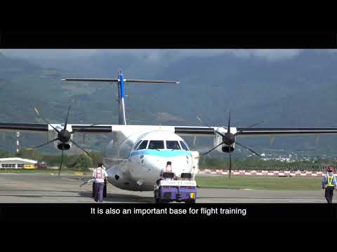 Introduction to Civil Aviation Airports in Taiwan - 10-min version (Open with new window)