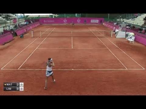 Watson Heather v Lim Alize - 2017 ITF Cagnes-Sur-Mer