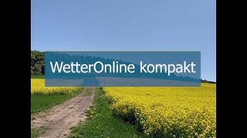 Der Wetter-Tag im WO kompakt (15.05.2020)