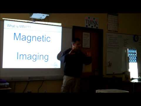 Magnetism Inside the Human Body: Lessons for Ten Year Olds