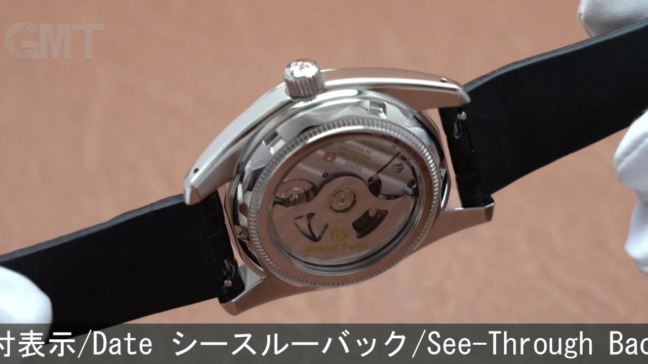 competitive price 52c3d fb421 SEIKO グランドセイコー メカニカル SBGR087