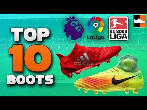 Top 10 Boots for the 2016-17 Season | Best...