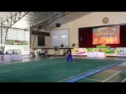 L. Dianika Winanda (INA) - 6th ASEAN School Youth Games 2014 (Bronze Medalist)