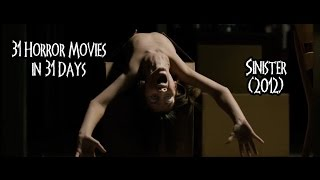 31 Horror Movies in 31 Days: SINISTER (2012)