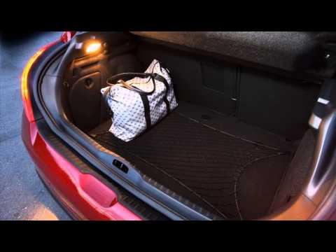 Peugeot Trunk