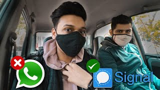 Should we leave WhatsApp ? What's next ?