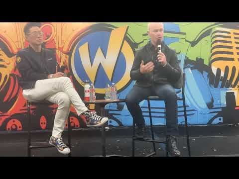Neil McDonough Great Speech, Talks Tom Cruise And Minority Report At Wizard World Oakland