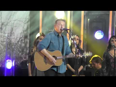 Don Henley performing live on Jimmy Kimmel Live in Hollywood