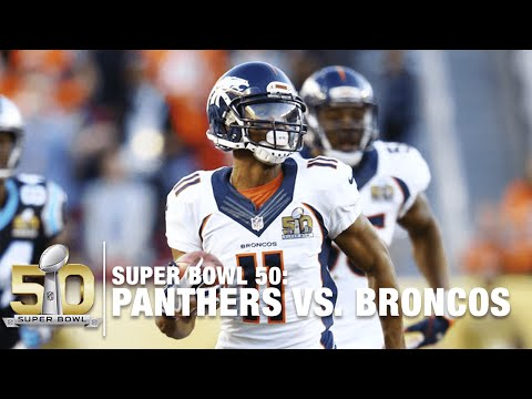 Jordan Norwood Records Longest Punt Return In Super Bowl History! | Panthers vs. Broncos | NFL
