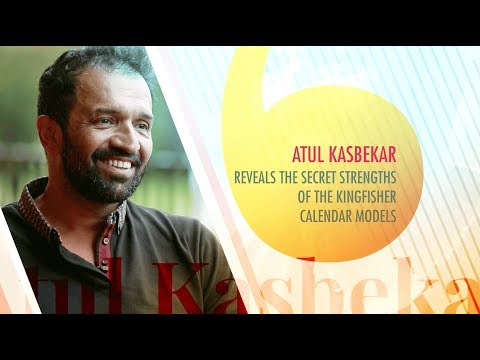 Ace Photographer Atul Kasbekar's Experience Shooting With The Kingfisher Calendar Girls