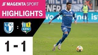 1. FC Magdeburg - Chemnitzer FC | Spieltag 24, 19/20 | MAGENTA SPORT