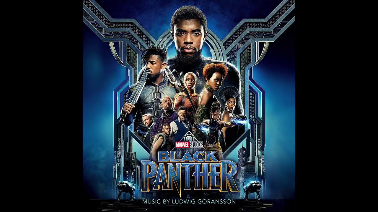 Ludwig Göransson: Ludwig Göransson Wakanda From Black Panther Original Score