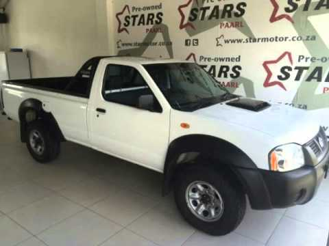 2013 NISSAN NP300 HARDBODY 2.5TDI 4X4 Auto For Sale On Auto Trader South Africa