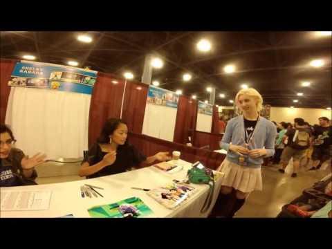 Steven Universe - Shelby Rabara (Peridot) Meet and Greet