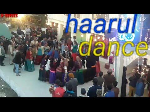 Jaunsari Sadi Dance On Harul