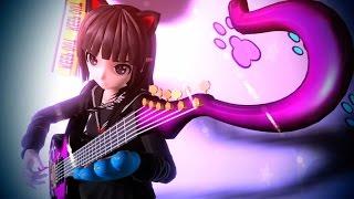 """Hatsune Miku: Project DIVA Future Tone - [PV] """"Envy Cat Walk"""" (Romaji/English Subs)"""