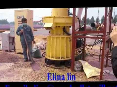 1T/H Bio Pellet Mill/YULONG Pellet Mill/Pellet Press/Pellet Machine