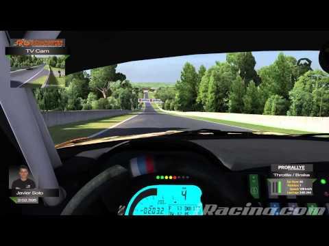 iRacing BMW Z4 GT3 @ Mount Panorama   Setup & Hotlap 2