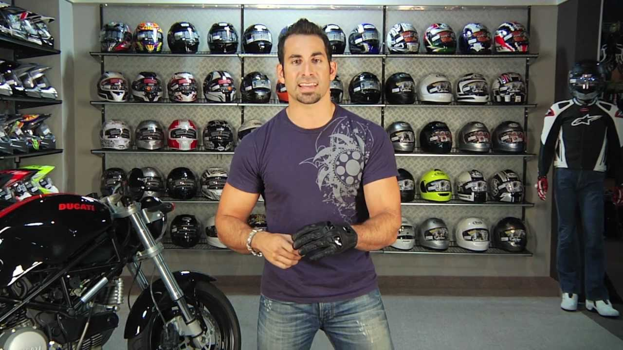 Icon justice leather motorcycle gloves - Icon Justice Touchscreen Gloves Review At Revzilla Com