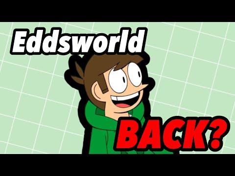 Eddsworld IS BACK? (Fan Service 2)