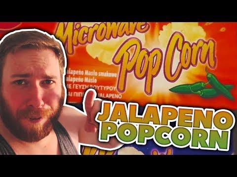 Jalapeno Popcorn. Omg.