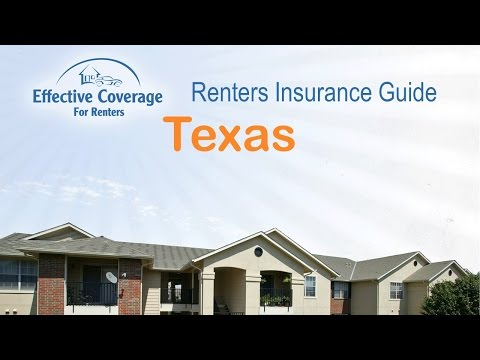 2020 Texas Renters Insurance Guide From Effective Coverage