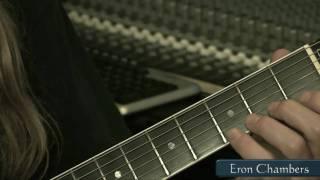 Greensleeves guitar tutorial - Jeff Beck version