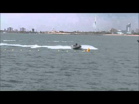 Vessel Arrest Boom Boat Stop