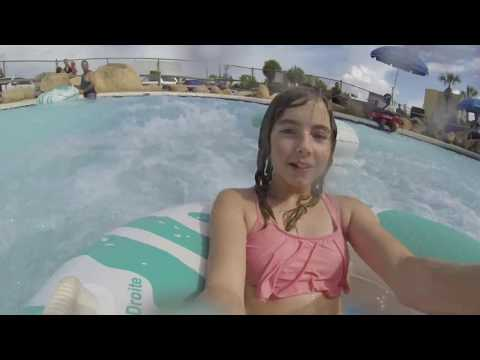 Daily Vlog-Panama City Beach Summertime at Shipwreck Island Waterpark