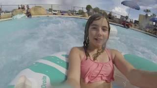 Daily Vlog-Panama City Beach Summertime at Shipwreck Island Waterpark