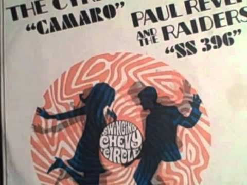 Paul Revere and the Raiders - S.S. 396 written by Lou Adessa and Vince Benay