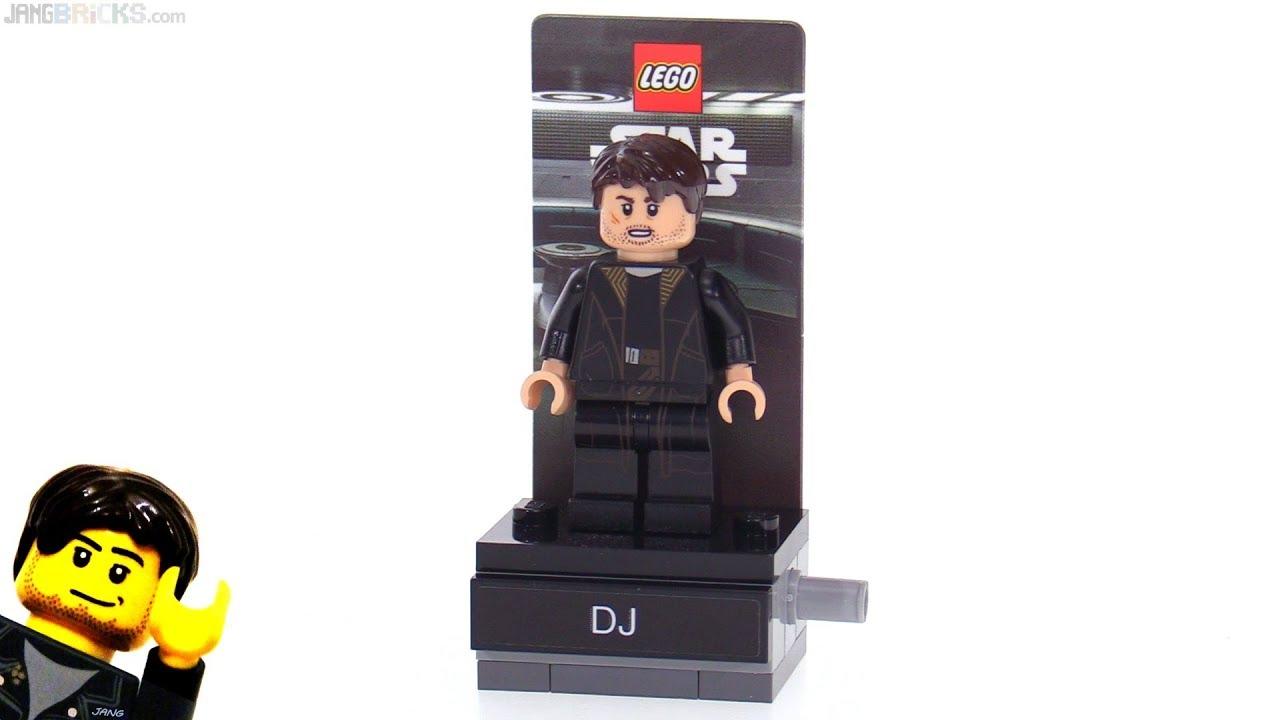 LEGO Star Wars The Last Jedi DJ polybag review! 40298 ...