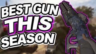Best Gun In Season 5 Apex Legends! (Apex Legends PS4)