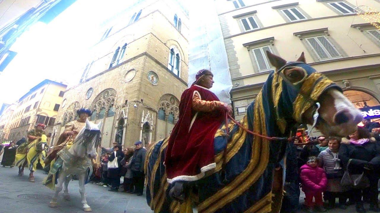 """Download """"La cavalcata dei Magi""""..Firenze 2018"""