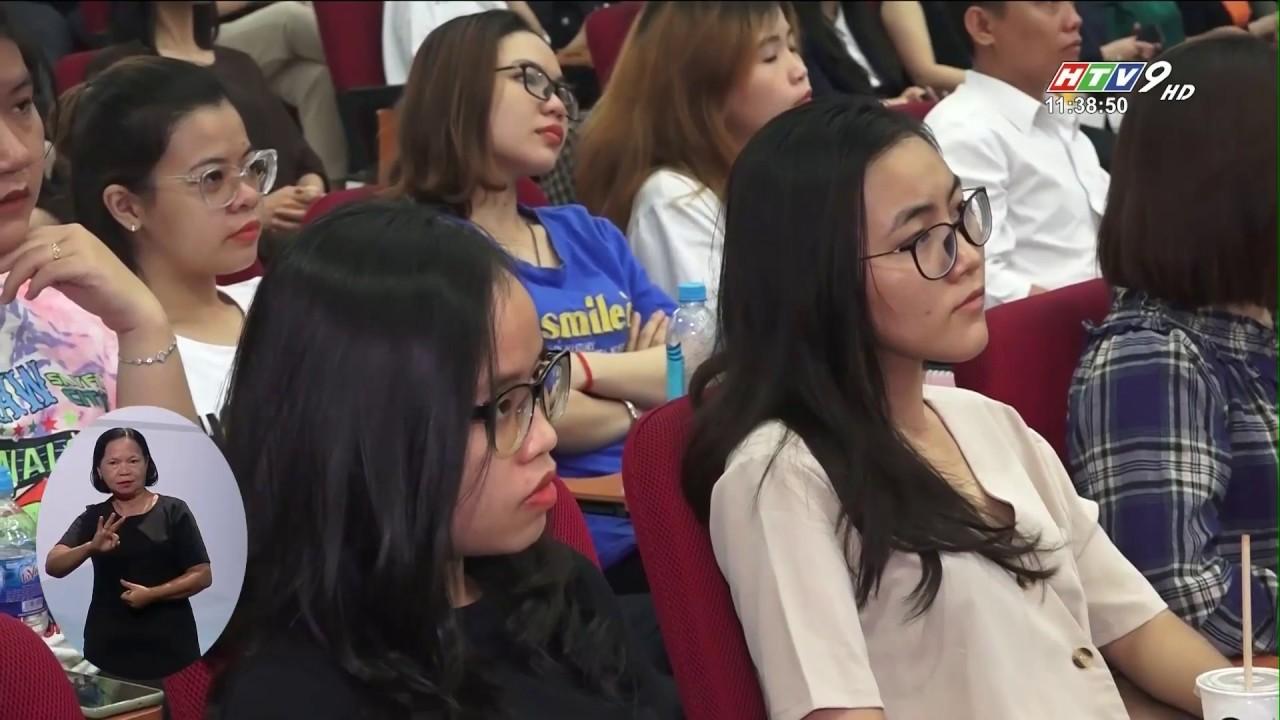 [HTV] Trường Đại học Mở TP. HCM tổ chức hội thảo Mentoring