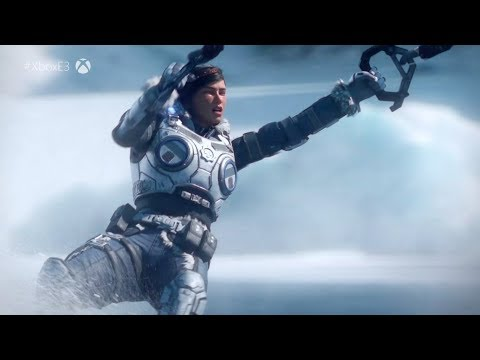 GEARS OF WAR 5 - Lancer Power, New Characters, Maps, Achievements.