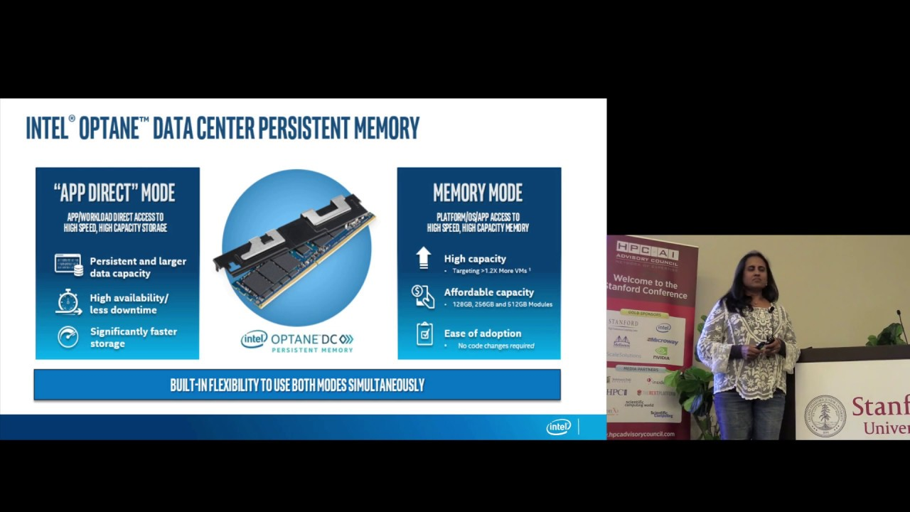 Introduction to Intel Optane Data Center Persistent Memory