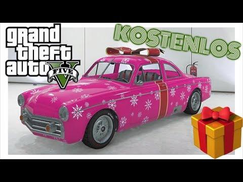 VAPID CLIQUE in pink GTA Online WEIHNACHTSGESCHENK 🎁 Grand Theft Auto 5 thumbnail
