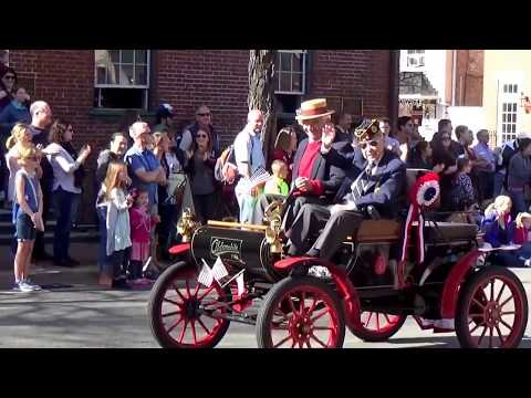 2017 George Washington Birthday Parade - Old Town Alexandria, Va