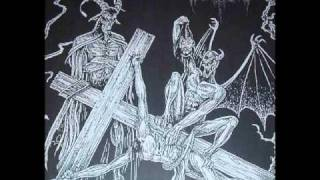 Black Witchery - Unholy Vengeance Of War
